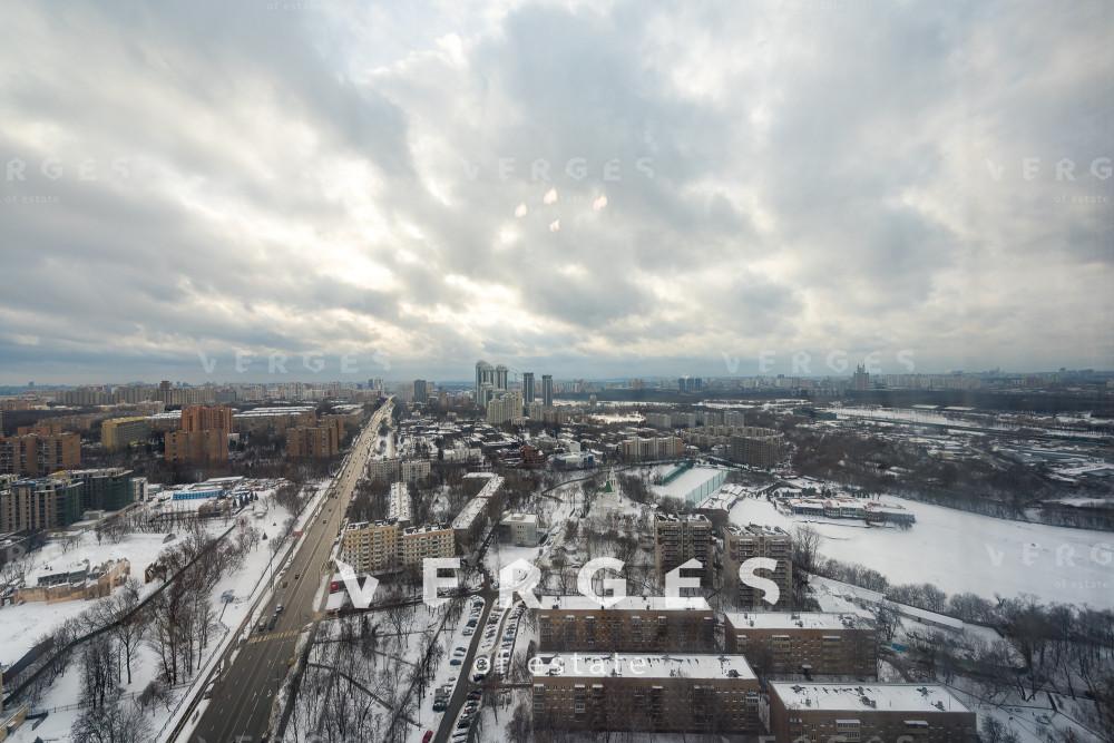 Продажа квартиры ЖК Дом на Мосфильмовской фото 14