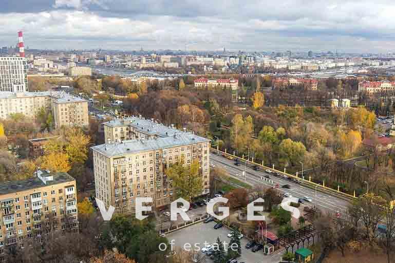 Аренда квартиры ЖК Дом на Мосфильмовской фото 14